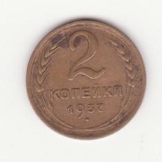(M39) - MONEDA RUSIA - 2 KOP 1937, Europa