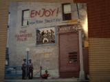 """Enjoy New York Street Rap Fearless Four Rockin It disc Vinyl 12"""" muzica hip hop, VINIL"""