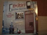 "Enjoy New York Street Rap Fearless Four Rockin It disc Vinyl 12"" muzica hip hop"