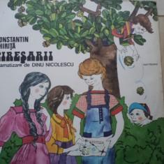 CIRESARII disc vinyl constantin chirita dramatizare de dinu nicolescu poveste lp - Muzica pentru copii electrecord, VINIL