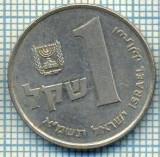 4241  MONEDA  - ISRAEL  - 1 SHEQEL  - anul  1981 ?  -starea care se vede