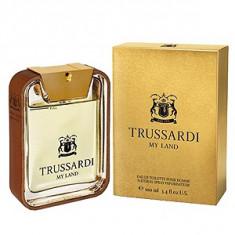Trussardi My Land EDT 30 ml pentru barbati - Parfum barbati Trussardi, Apa de toaleta
