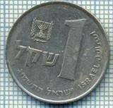 4249  MONEDA  - ISRAEL  - 1 SHEQEL  - anul  1983 ?  -starea care se vede