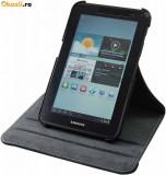 Husa rotativa 360 Samsung Galaxy Tab 2 Tab2 7.0 P3100 P3110 P3113 + stylus, 7 inch