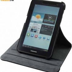 Husa rotativa 360 Samsung Galaxy Tab 2 Tab2 7.0 P3100 P3110 P3113 + stylus
