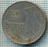4239  MONEDA  - ISRAEL  - 1 SHEQEL  - anul  1982 ?  -starea care se vede