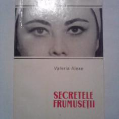 Secretele frumusetii - Valeria Alexe / C2P - Carte Ghidul mamei
