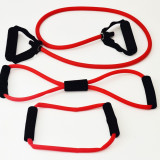 Set expander (extensor) - din cauciuc siliconic (corzi elastice) - - Extensor Fitness inSPORTline