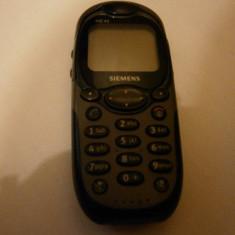 Siemens ME45 - 59 lei - Telefon mobil Siemens, Negru, <1GB, Neblocat, Fara procesor, Nu se aplica