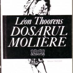 Leon Thoorens-Dosarul Moliere, Univers
