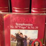 MOZART - SYMPH. 38 & 39 (1988 /PHILIPS REC/GERMANY)  cd clasica - nou/sigilat