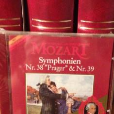 MOZART - SYMPH. 38 & 39 (1988 /PHILIPS REC/GERMANY)  cd clasica - nou/sigilat, universal records