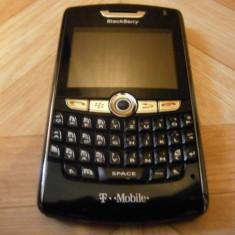 Blackberry 8800 - 139 lei - Telefon BlackBerry, Negru, <1GB, Neblocat, Fara procesor, Nu se aplica