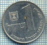 4244  MONEDA  - ISRAEL  - 1 SHEQEL  - anul  1982 ?  -starea care se vede