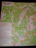 Harta Turistica , Piatra Craiului , Ion Ionescu Dunareanu
