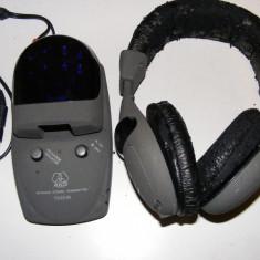 AKG fara fir ( cu probleme ), Mini-jack Stereo 6.3 mm/3.5 mm