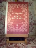 Vasile Teodorescu - Culegere de texte literare pentru clasele V - VIII vol. II, Alta editura