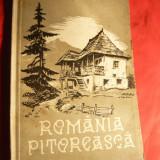 A.Vlahuta - Romania Pitoreasca -Ed. 1939, ilustratii - Carte de calatorie