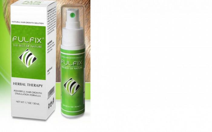 FulFix este un produs 100% natural,folosit impotriva caderii parului foto mare