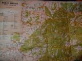 Muntii Sureanu, Harta Turistica, Valter Trufas, Constanta Trufas