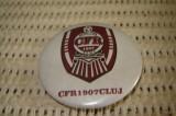 Insigna CFR 1907 Cluj