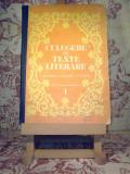 Vasile Teodorescu - Culegere de texte literare pentru clasele V - VIII vol. I, Alta editura