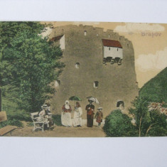 REDUCERE 20 LEI! C.P. BRASOV NECIRCULATA DIN 1918 - Carte Postala Transilvania dupa 1918, Fotografie