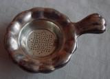 Strecuratoare din alama argintata, Ornamentale