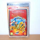 Joc UMD pentru PSP - Geronimo Stilton Return to the Kingdom of Fantasy, nou - Jocuri PSP, Actiune, 3+