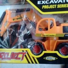 Excavator cu telecomanda_2 (CEL MAI IEFTIN) - Vehicul