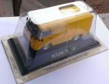 Macheta ROCAR TV 12F - DeAgostini Masini de Legenda 1/43