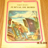 JURNAL DE BORD-Jean Bart - Carte de calatorie