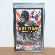 Joc UMD pentru PSP - Killzone : Liberation Platinum Edition, nou, sigilat !!! - Jocuri PSP Sony, Shooting, 16+, Single player