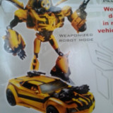 Robot care se transforma in masina (CEL MAI IEFTIN)