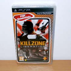 Joc UMD pentru PSP - Killzone : Liberation Essentials, nou, sigilat !!! - Jocuri PSP Sony, Shooting, 16+, Single player