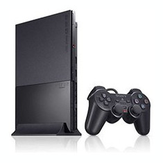Vand ps2 slim + 9 jocuri originale - PlayStation 2 Sony
