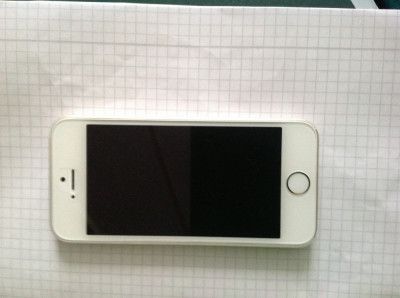 Apple iPhone 5S, 32GB, Gold (Auriu) foto