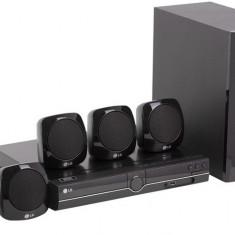 Vand Sistem Home Cinema LG HT355SD 300W, Arata impecabil,accept la schimb z5500 dau diferenta de bani.