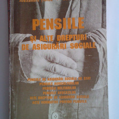 PENSIILE SI ALTE DREPTURI DE ASIGURARI SOCIALE - ALEXANDRU TICLA si CONSTANTIN TUFAN
