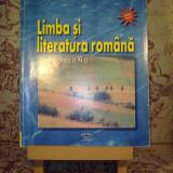 Eugen Negrici - Limba si literatura romana pentru clasa a XI a - Manual scolar, Clasa 11