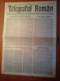 Ziarul telegraful roman 1 mai 1990 - foaie  editata de arhipiscopia sibiului