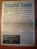 Ziarul telegraful roman august 1989 ( marea sarbatoare nationala,23 august )