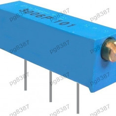 Semireglabil multitura, 1M, implantare orizontala - 161112