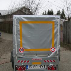 Remorca auto 750 kg an 2013 - Utilitare auto