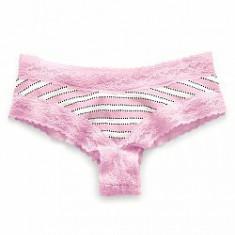 Chiloti dama Victoria's Secret, Culoare: Roz, Marime: S, S