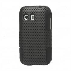 HUSA TELEFON SAMSUNG GALAXY Y S5360 (HIBRID ;AMD SI GEL; NEGRU)
