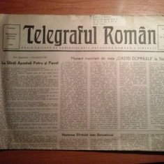 Ziarul telegraful roman 25 iunie 1990