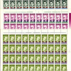 SD Romania 1998 LP1468- Aniv.-Com.-Pers. 1992(s.