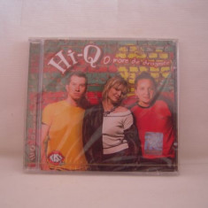 Vand cd HI-Q-O Mare de Dragoste, original, raritate, sigilat ! - Muzica Pop cat music