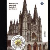 SPANIA 2012 ARHITECTURA CATEDRALA DIN BURGOS